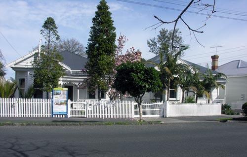 Herne Bay villas