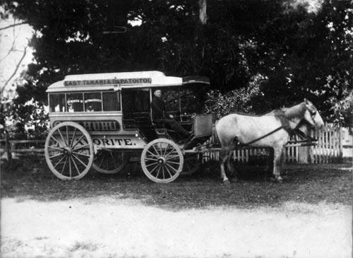 Papatoetoe bus