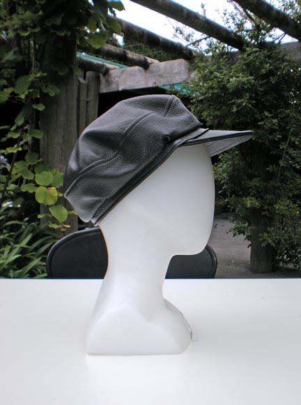Deerskin hat