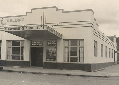 Department of Agriculture offices, Whāngārei
