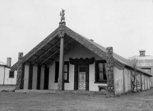 Raukawa meeting house