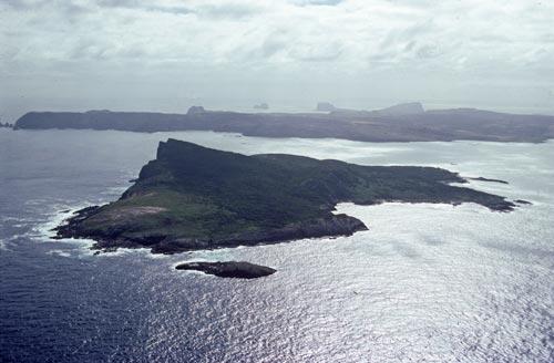 Rangihaute (Pitt Island)