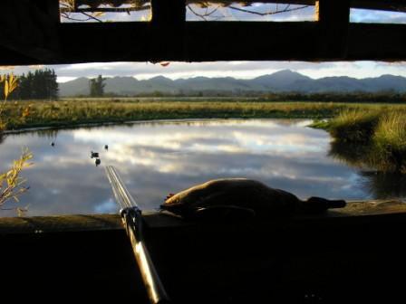 Hunters' view