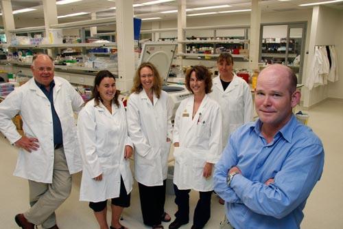 Researchers, Hopkirk Research Institute