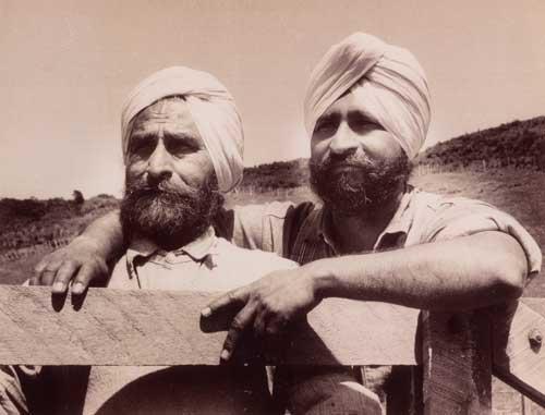 Genda and Chanan Singh, 1950s