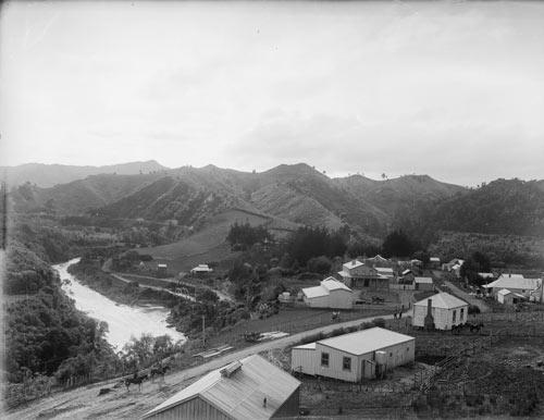 Mangamāhū, 1906
