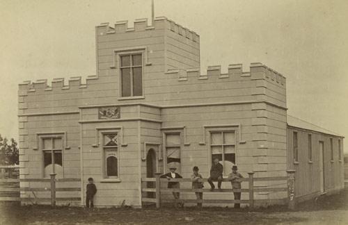 Marton drill hall