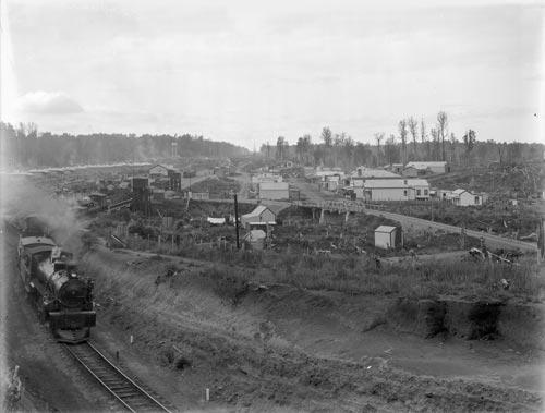 Ohakune, around 1910