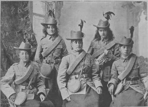 Ngāpuhi nursing sisters, Whāngārei, 1901
