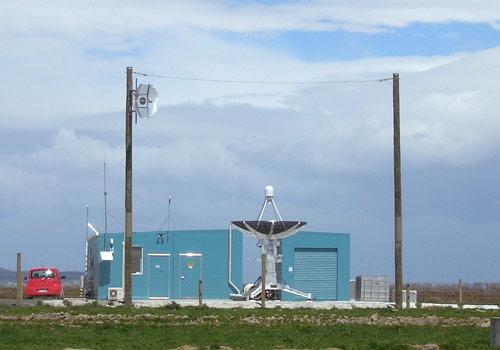 Space tracking station, Awarua