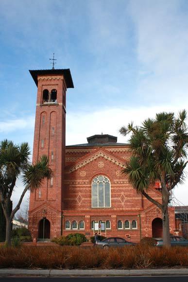 First Presbyterian Church, Invercargill