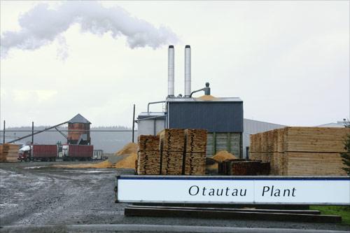 Sawmill, Ōtautau
