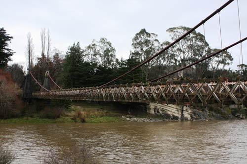 Clifden bridge, 2008