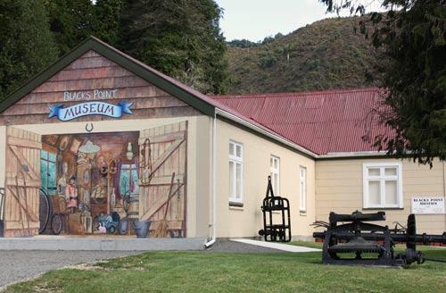 Blacks Point Museum