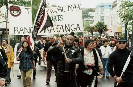 Te hīkoi i Wanganui