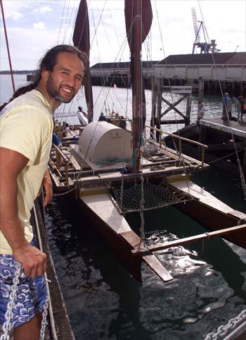 Jason Porter, kauhoe o Te Au-o-Tonga