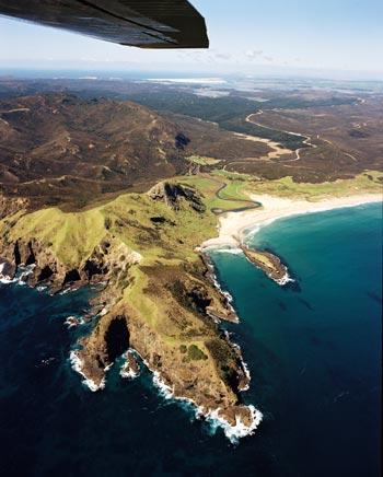 Kapowairua (Spirits Bay)