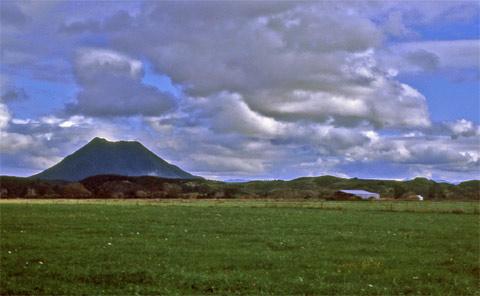 Pūtauaki mountain