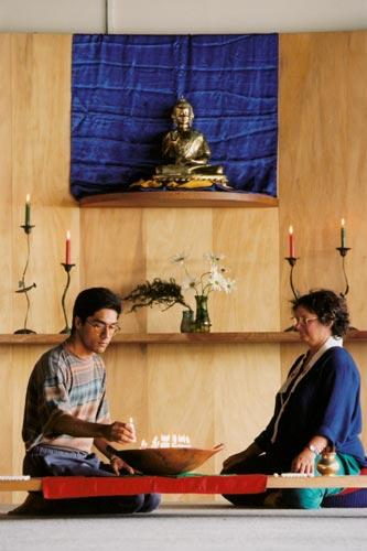 Wellington Buddhists