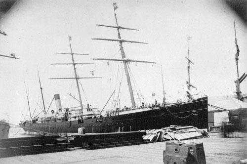 Steamships