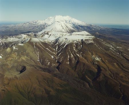 The North Island volcanoes