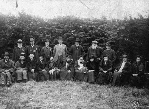 Original settlers, Norsewood Golden Jubilee