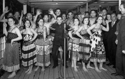 Te karapu Māori o Ngāti Pōneke