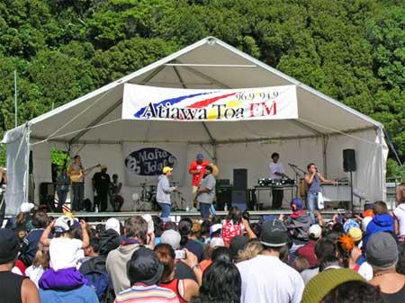 Urban Māori festival