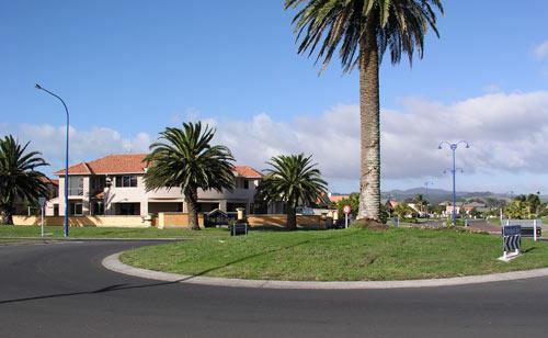 Housing subdivision, Pāpāmoa