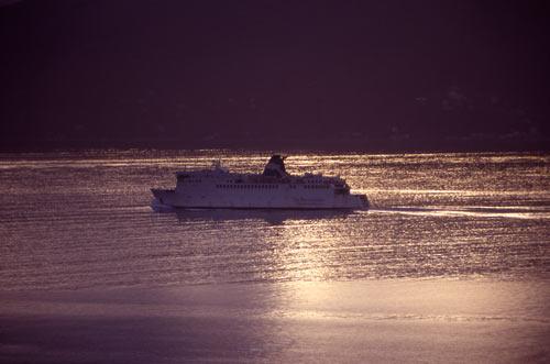 Cook Strait ferry