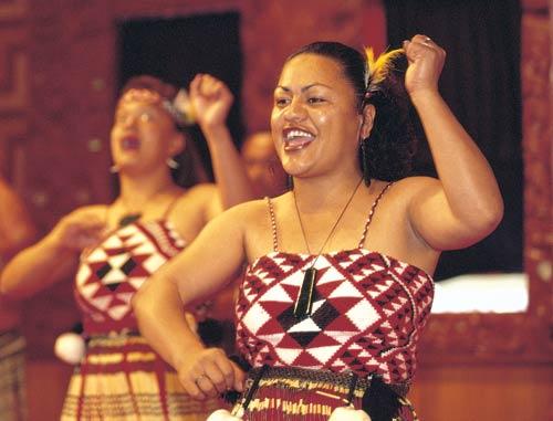 Concert party, Whakarewarewa