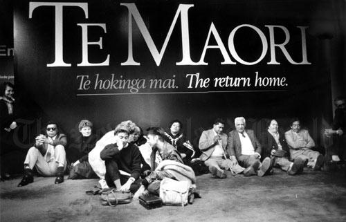 Te Māori
