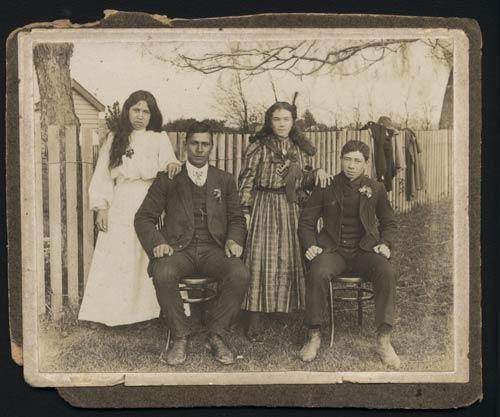 Turner family members