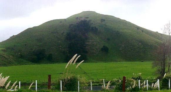 Whiria mountain