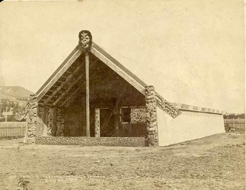 Hotunui meeting house