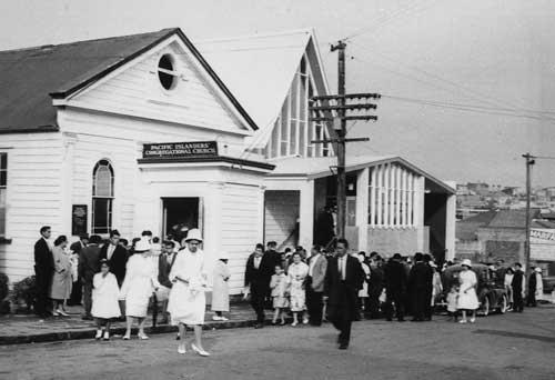 Newton Pacific Islanders Congregational Church