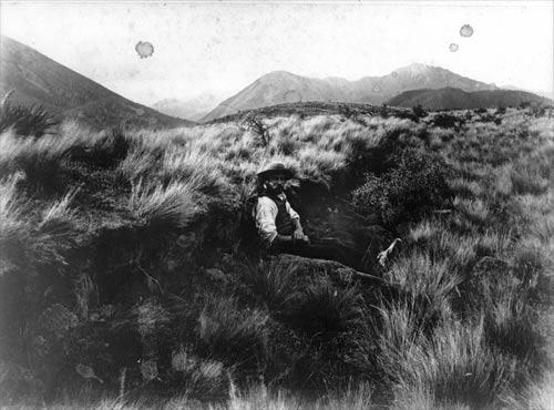 1888 earthquake rupture