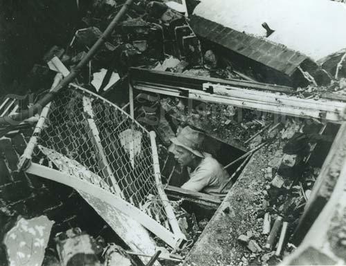 The hazards of rescue work