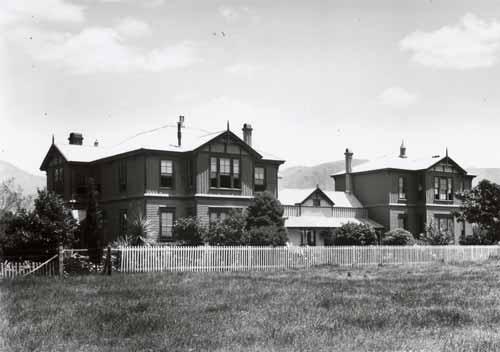 Whakarewa School buildings, Motueka
