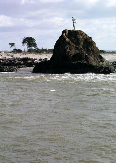 Statue of Wairaka