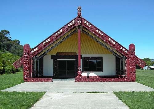 Whakatū marae