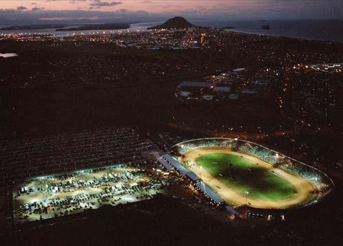 Baypark stadium, Tauranga