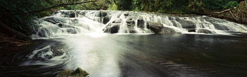 Waterfall, Kaimai Range