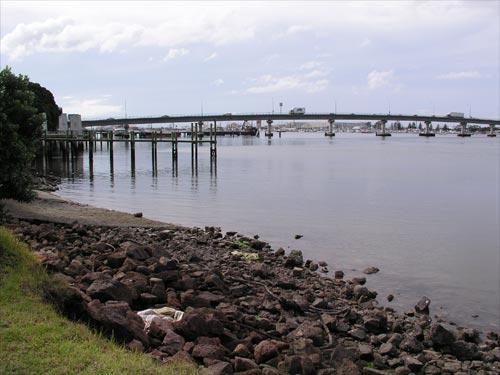 Harbour bridge, Tauranga