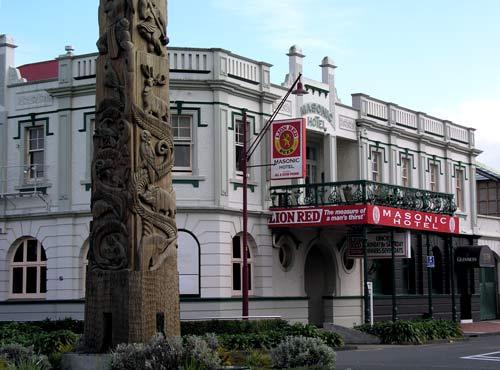Masonic Hotel, Ōpōtiki