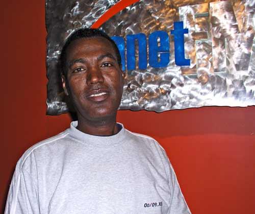 Ethiopian Abebe Ashete