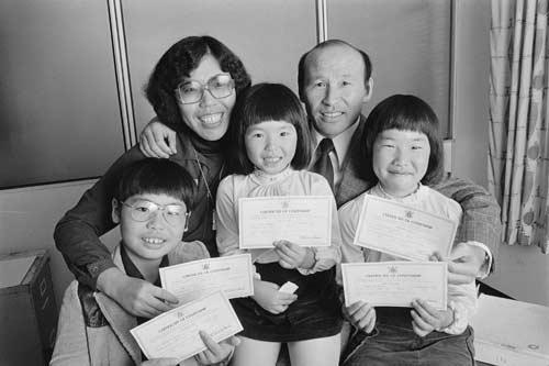 Korean New Zealanders