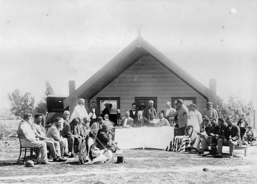 Te hoko i te roto o Wairarapa, 1896