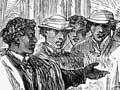 Te Mākarīni, takiwā o te tau 1863
