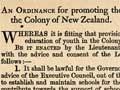 Te Ture Mātauranga 1847